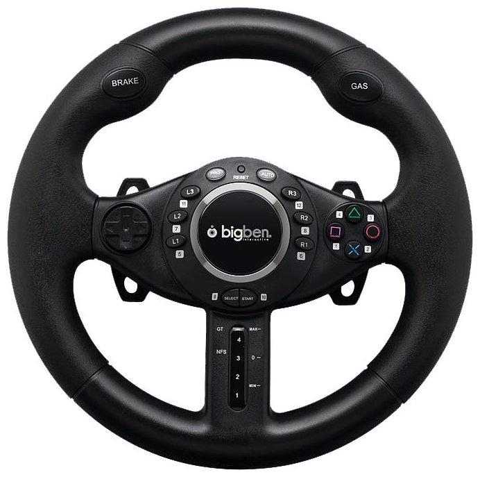 BigBen Racing Seat 2