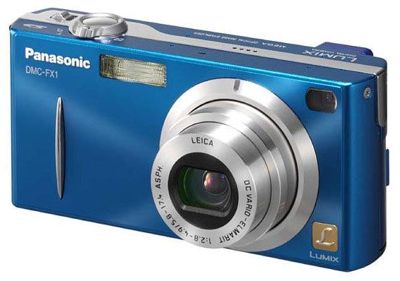 Фотоаппарат Panasonic Lumix DMC-FX1