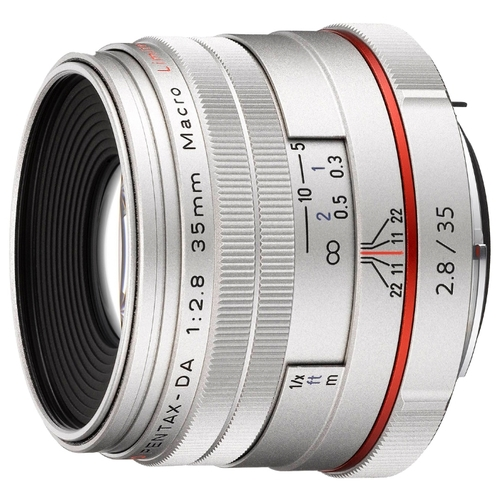 Объектив Pentax DA 35mm f/2.8 Macro Limited HD Объективы