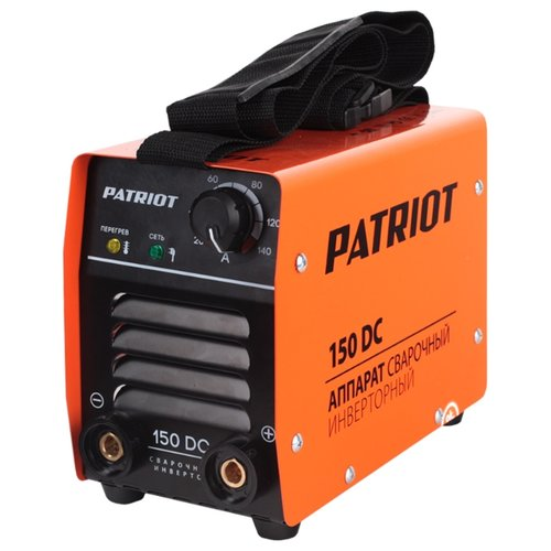цена на Сварочный аппарат PATRIOT 150 DC (MMA)