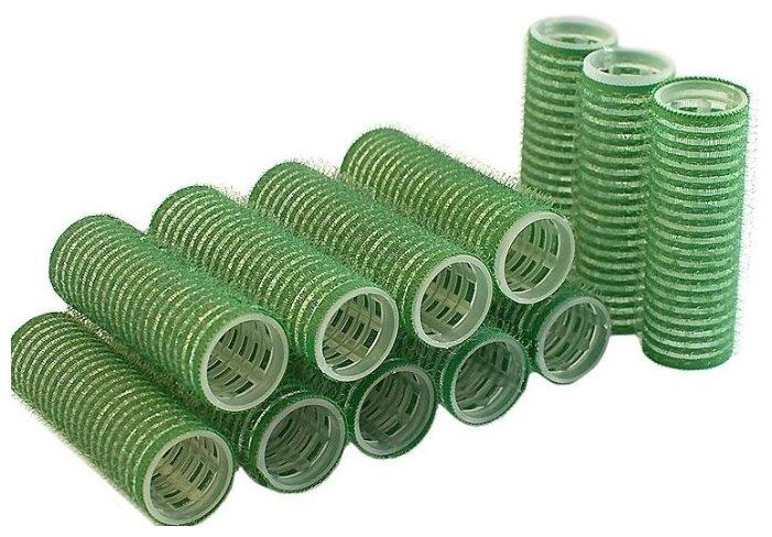 Бигуди-липучки Sibel Velcro 4122249 (21 мм)