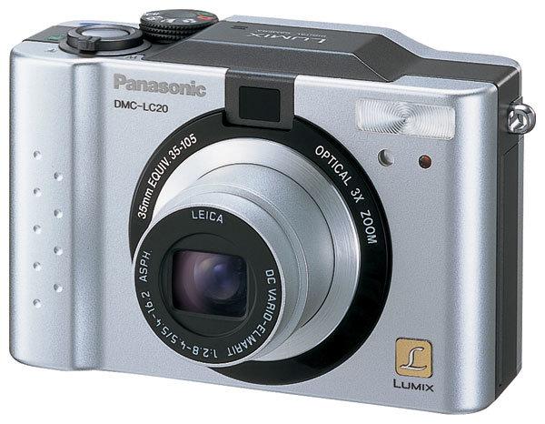 Фотоаппарат Panasonic Lumix DMC-LC20