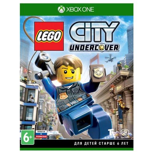 Игра для Xbox ONE LEGO City Undercover