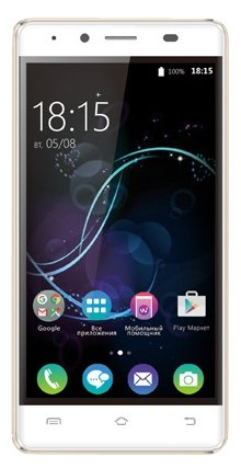 BQ-Mobile BQ-S002 Черный