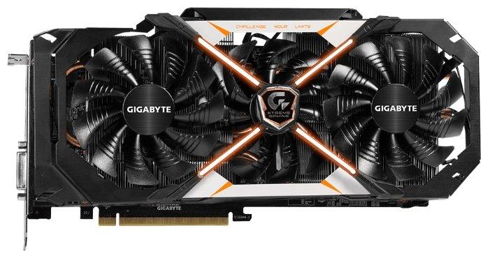 GIGABYTE GeForce GTX 1070 1695Mhz PCI-E 3.0 8192Mb 8316Mhz 256 bit DVI 3xHDMI HDCP