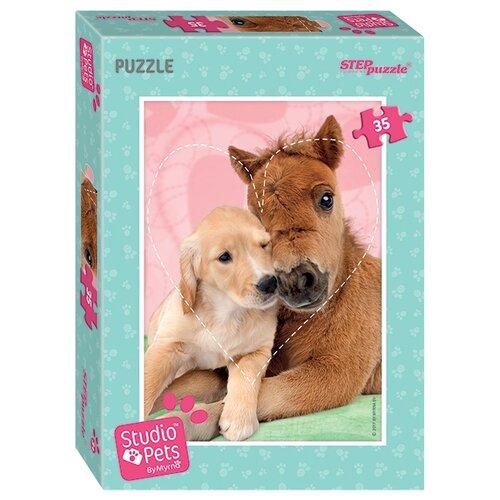 Купить Пазл Step puzzle Studio Pets By Myrna Мирна (91165), 35 дет., Пазлы