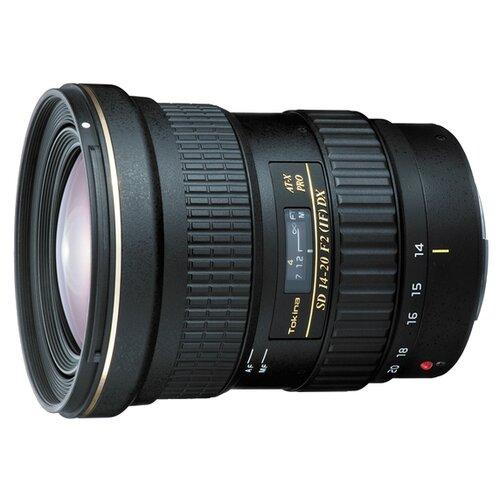 Фото - Объектив Tokina AT-X 14-20mm f/2 PRO DX Canon EF angro x 14 2