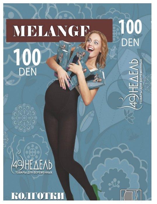 Колготки 40 Недель Melange