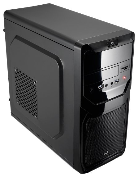 AeroCool Компьютерный корпус AeroCool Qs-183 Advance Black