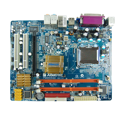 Albatron PM945GZ Intel Chipset 64x
