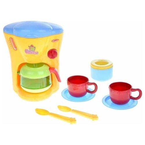 Купить Кофеварка Zhorya ZYC-1083 разноцветный, Детские кухни и бытовая техника