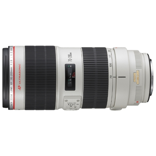 Объектив Canon EF 70-200mm f/2.8L IS II USM Объективы