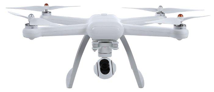 Квадрокоптер Xiaomi Mi Drone 1080P — купить по выгодной цене на Яндекс.Маркете