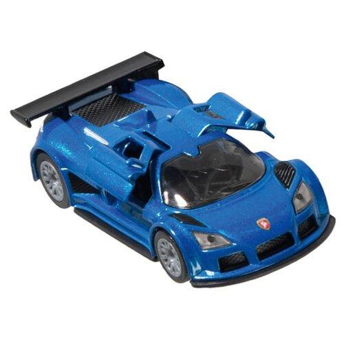 Легковой автомобиль Siku Gumpert Apollo (1444) 1:50 8 см синий