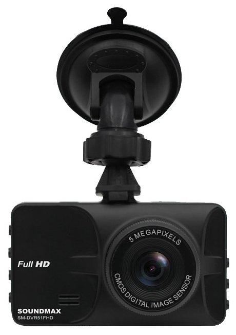 SoundMAX Видеорегистратор SoundMAX SM-DVR51FHD