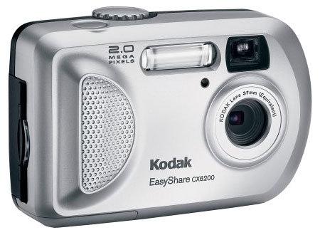 Фотоаппарат Kodak CX6200