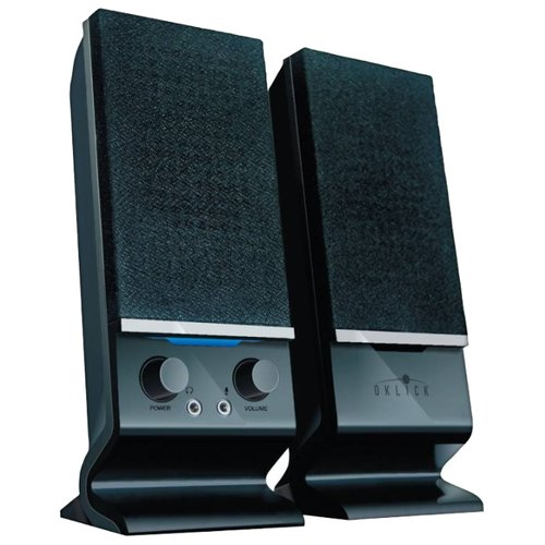 Компьютерная акустика Oklick OK-115U черный