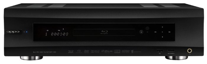 3D Blu-ray-плеер OPPO BDP-105D