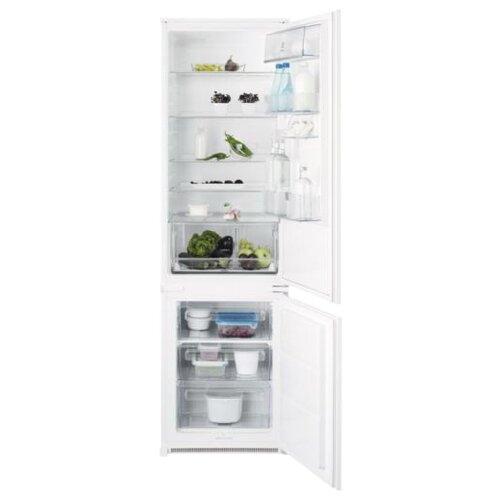 цена Встраиваемый холодильник Electrolux ENN 93111 AW онлайн в 2017 году