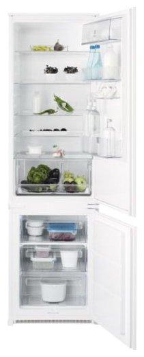 Холодильник Electrolux ENN 93111AW, цвет: белый