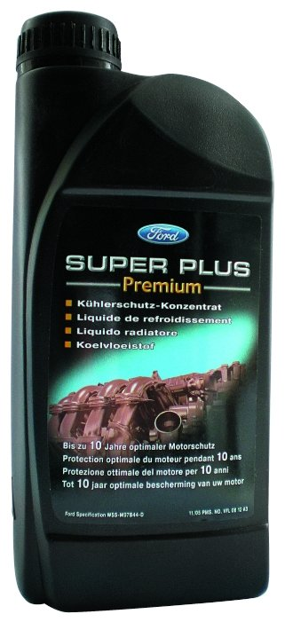 Антифриз Ford Super Plus Premium,
