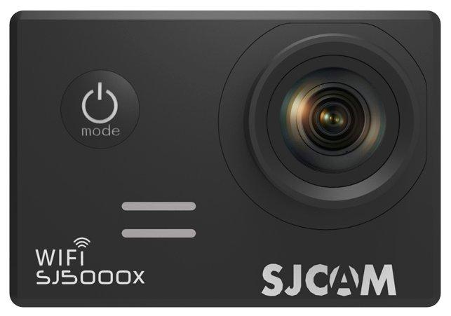 Экшн камера SJCAM SJ5000X Elite, черная