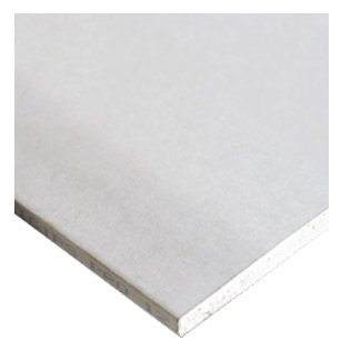 Гипсокартонный лист (ГКЛ) Магма ПлСт 2500х1200х9.5мм