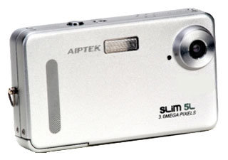 Фотоаппарат Aiptek SlimCam 5L