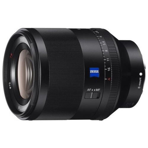 Фото - Объектив Sony Carl Zeiss Planar T* FE 50mm f/1.4 ZA (SEL-50F14Z) объектив sony full frame sel fe 35 mm f1 8