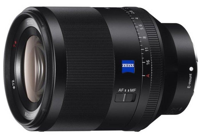 Объектив Sony Carl Zeiss Planar T* FE 50mm f/1.4 ZA (SEL-50F14Z)