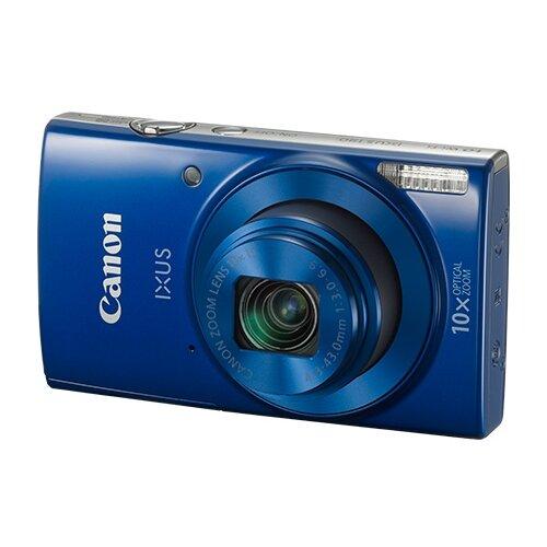 цена на Фотоаппарат Canon IXUS 190 синий