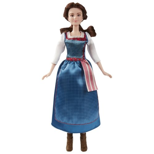 Кукла Hasbro Disney Princess Белль в повседневном платье, B9164, Куклы и пупсы  - купить со скидкой