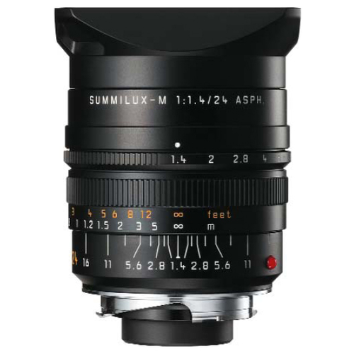 Объектив Leica Summilux-M 24mm f/1.4 Aspherical Объективы