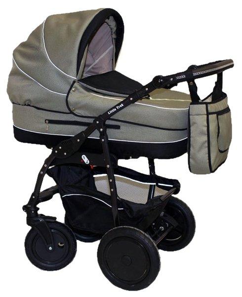 Универсальная коляска Little Trek Neo Alu (2 в 1)