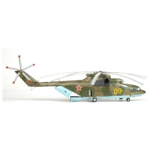 Сборная модель ZVEZDA Российский тяжелый вертолет Ми-26 (7270PN) 1:72 сборная модель zvezda российский вертолет огневой поддержки морской пехоты ка 29 7221pn 1 72