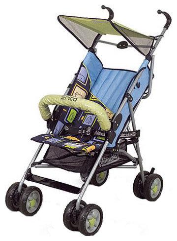 Прогулочная коляска Chipolino Erica