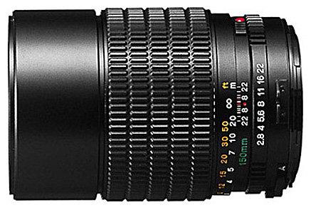 Объектив Mamiya Sekor A 150mm f/2.8 M645