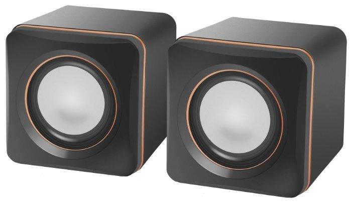 Купить Компьютерная акустика Defender SPK 33 <b>черный</b> по ...