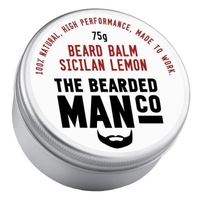 The Bearded Man Company Бальзам для бороды Sicilian Lemon