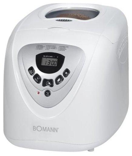 Bomann Хлебопечка Bomann BBA 566 CB