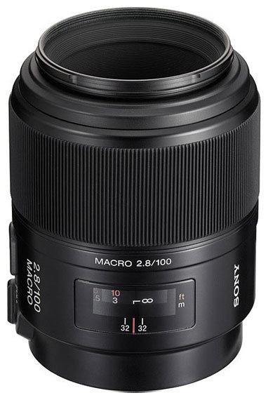 Sony 100mm f/2.8 Macro (SAL-100M28)