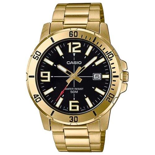 Наручные часы CASIO MTP-VD01G-1B наручные часы casio mtp v002g 1b