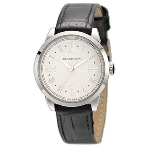 Наручные часы ROMANSON RL3201LW(WH)BK romanson tl 1273h mw wh bk