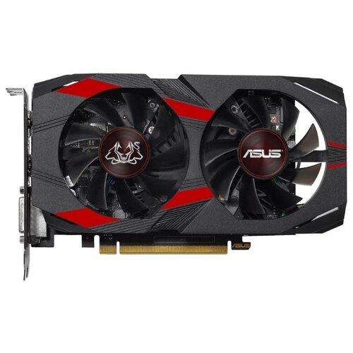 Видеокарта ASUS Cerberus GeForce GTX 1050 Ti 1341MHz PCI-E 3.0 4096MB 7008MHz 128 bit DVI HDMI DisplayPort HDCP OC Retail