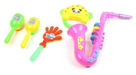 S+S Toys набор инструментов Музыкальная пауза СС75450