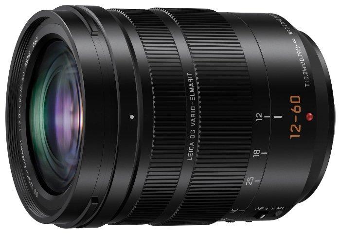 Panasonic Объектив Panasonic Vario-Elmarit 12-60mm f/2.8-4.0 ASPH. O.I.S. Lumix G Leica DG (H-ES12060)