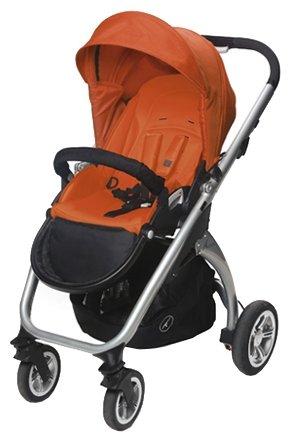 Прогулочная коляска CasualPlay Kudu 4 (2013)