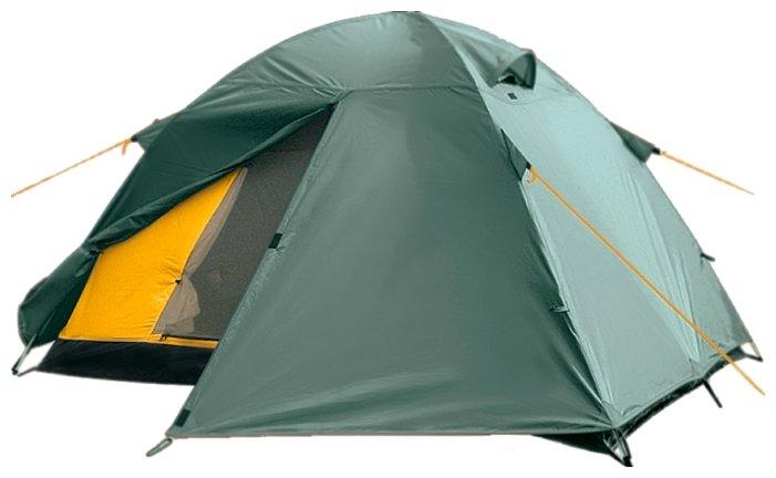 Палатка туристическая Btrace Scout зеленый