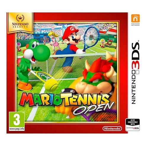 Игра для Nintendo 3DS Mario Tennis Open геймпад nintendo switch pro controller