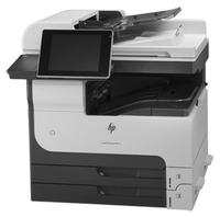 МФУ HP LaserJet Enterprise 700 M725dn черный/белый